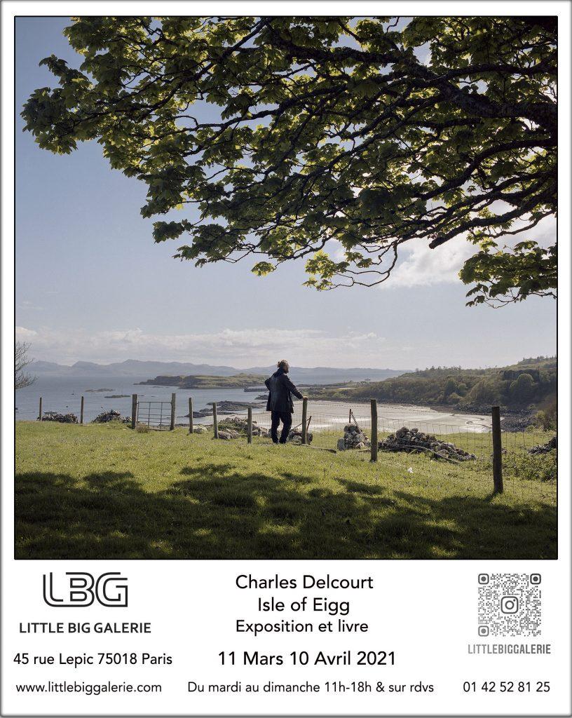 Charles Delcourt Flyer web